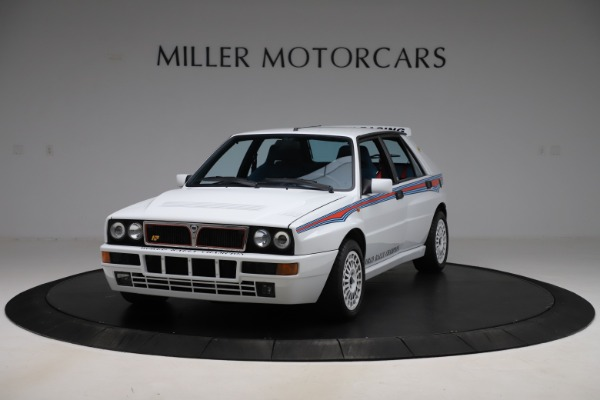 Used 1992 Lancia HF Integrale Evo 1 Martini 6 for sale $199,900 at Maserati of Westport in Westport CT 06880 1