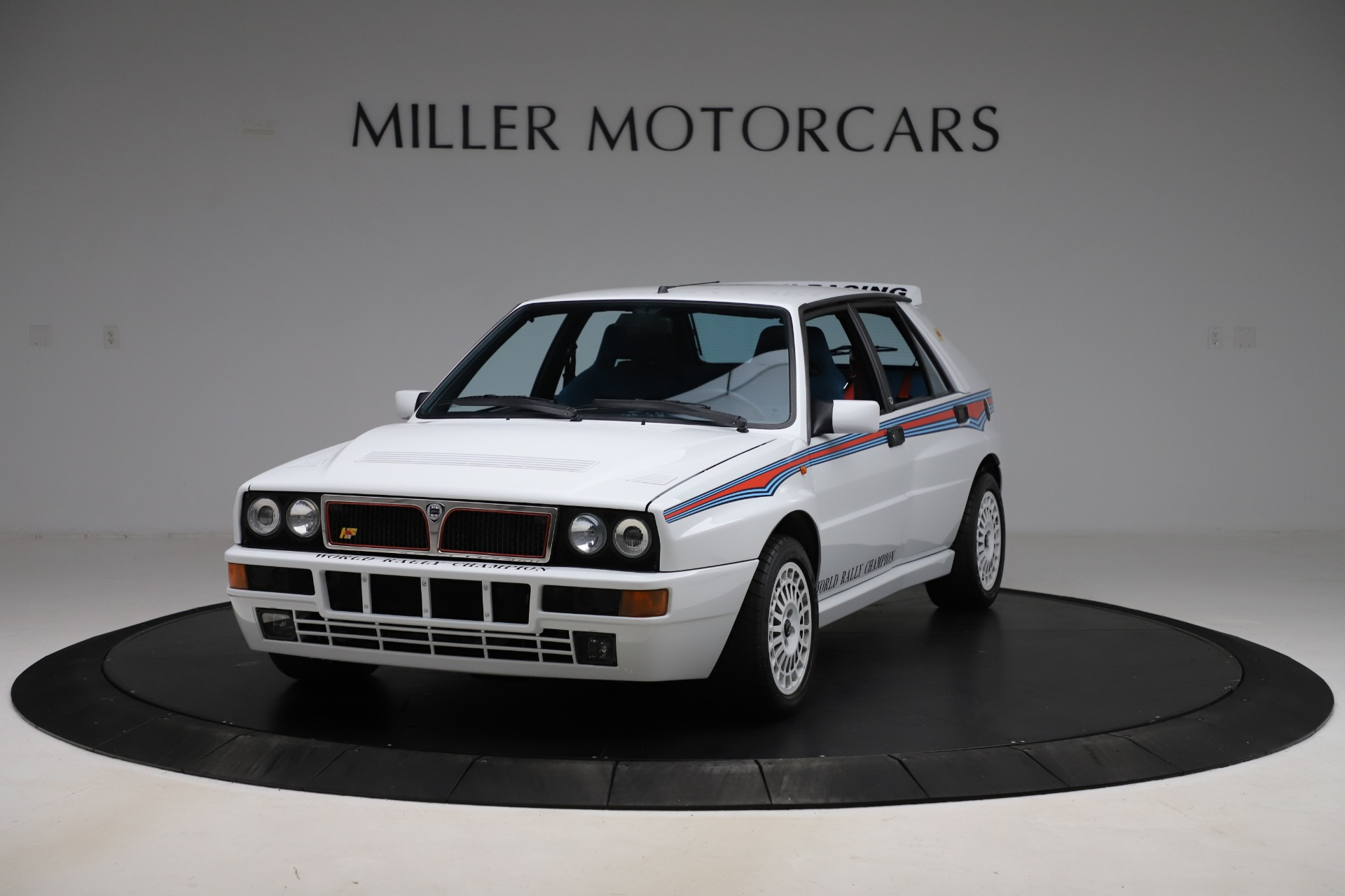Used 1992 Lancia Delta Integrale Evo 1 - Martini 6 for sale $188,900 at Maserati of Westport in Westport CT 06880 1