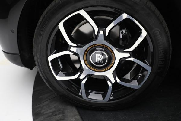 New 2020 Rolls-Royce Cullinan Black Badge for sale $436,275 at Maserati of Westport in Westport CT 06880 12