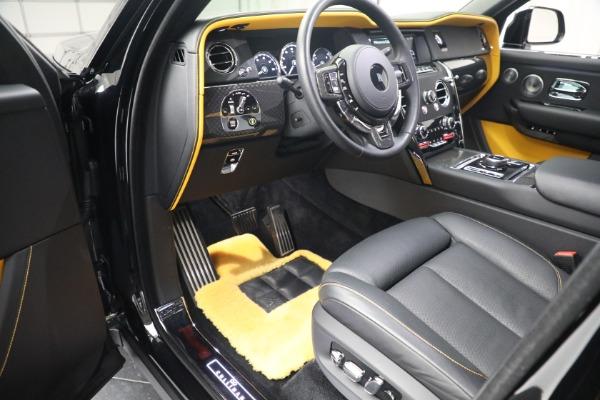 New 2020 Rolls-Royce Cullinan Black Badge for sale $436,275 at Maserati of Westport in Westport CT 06880 13