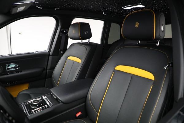 New 2020 Rolls-Royce Cullinan Black Badge for sale $436,275 at Maserati of Westport in Westport CT 06880 14