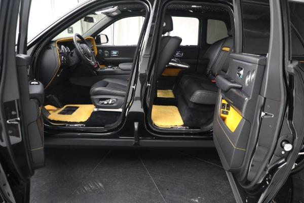 New 2020 Rolls-Royce Cullinan Black Badge for sale $436,275 at Maserati of Westport in Westport CT 06880 15