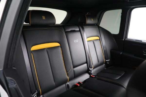 New 2020 Rolls-Royce Cullinan Black Badge for sale $436,275 at Maserati of Westport in Westport CT 06880 19