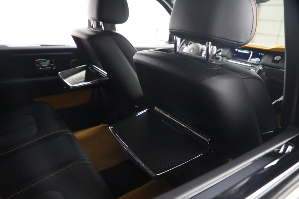 New 2020 Rolls-Royce Cullinan Black Badge for sale $436,275 at Maserati of Westport in Westport CT 06880 20