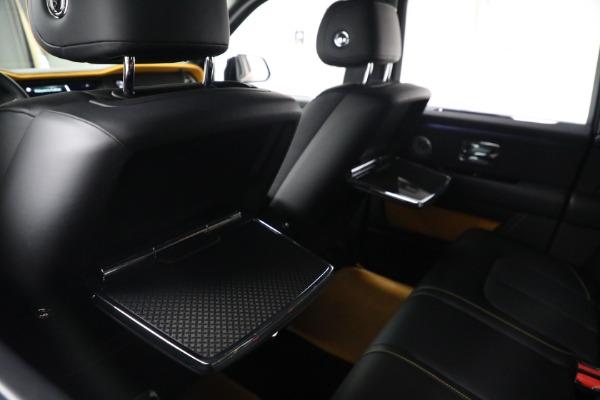 New 2020 Rolls-Royce Cullinan Black Badge for sale $436,275 at Maserati of Westport in Westport CT 06880 21