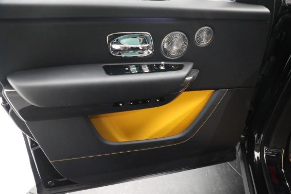 New 2020 Rolls-Royce Cullinan Black Badge for sale $436,275 at Maserati of Westport in Westport CT 06880 23