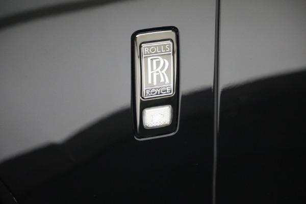 New 2020 Rolls-Royce Cullinan Black Badge for sale $436,275 at Maserati of Westport in Westport CT 06880 24