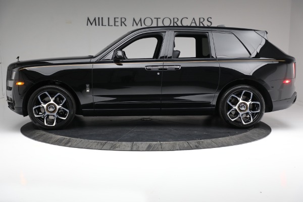 New 2020 Rolls-Royce Cullinan Black Badge for sale $436,275 at Maserati of Westport in Westport CT 06880 3