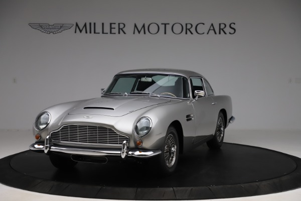 Used 1964 Aston Martin DB5 for sale Call for price at Maserati of Westport in Westport CT 06880 2