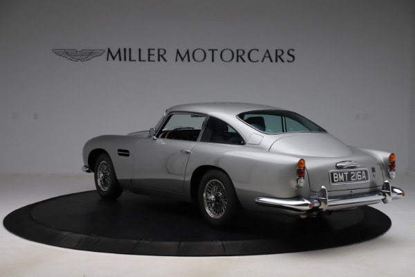 Used 1964 Aston Martin DB5 for sale Call for price at Maserati of Westport in Westport CT 06880 5