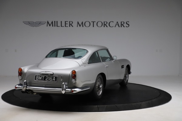 Used 1964 Aston Martin DB5 for sale Call for price at Maserati of Westport in Westport CT 06880 7