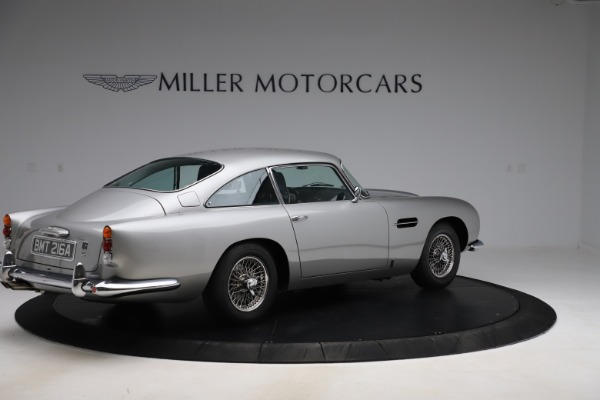 Used 1964 Aston Martin DB5 for sale Call for price at Maserati of Westport in Westport CT 06880 8