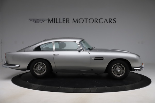 Used 1964 Aston Martin DB5 for sale Call for price at Maserati of Westport in Westport CT 06880 9