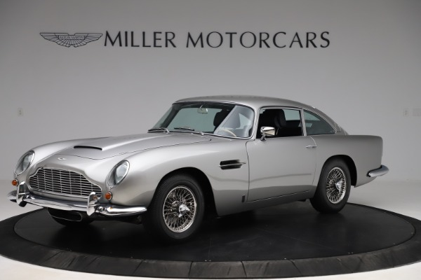 Used 1964 Aston Martin DB5 for sale Call for price at Maserati of Westport in Westport CT 06880 1