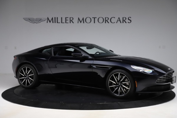 Used 2017 Aston Martin DB11 V12 for sale $129,900 at Maserati of Westport in Westport CT 06880 10
