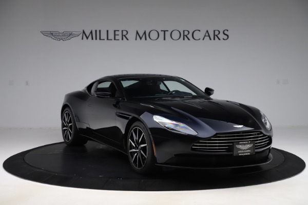 Used 2017 Aston Martin DB11 V12 for sale $129,900 at Maserati of Westport in Westport CT 06880 11