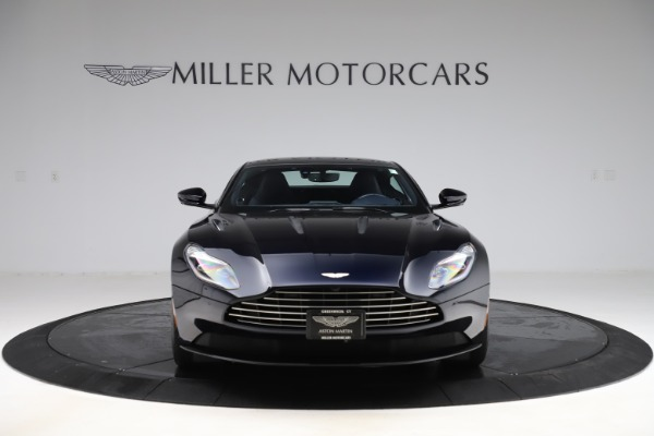 Used 2017 Aston Martin DB11 V12 for sale $129,900 at Maserati of Westport in Westport CT 06880 12