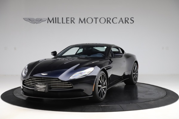 Used 2017 Aston Martin DB11 V12 for sale $129,900 at Maserati of Westport in Westport CT 06880 2
