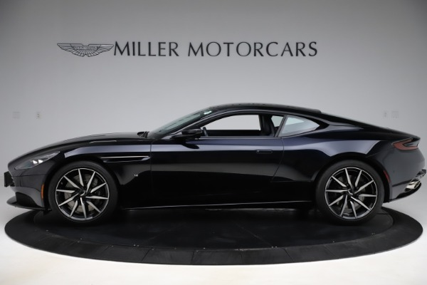 Used 2017 Aston Martin DB11 V12 for sale $129,900 at Maserati of Westport in Westport CT 06880 3