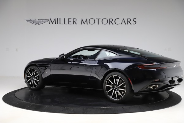 Used 2017 Aston Martin DB11 V12 for sale $129,900 at Maserati of Westport in Westport CT 06880 4