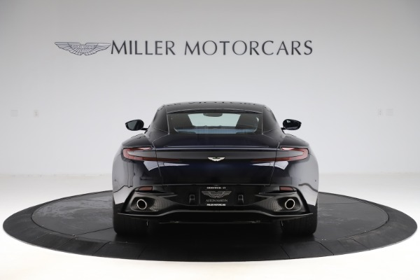 Used 2017 Aston Martin DB11 V12 for sale $129,900 at Maserati of Westport in Westport CT 06880 6