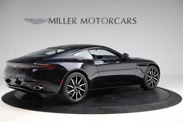 Used 2017 Aston Martin DB11 V12 for sale $129,900 at Maserati of Westport in Westport CT 06880 8
