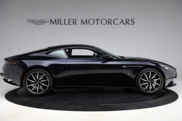 Used 2017 Aston Martin DB11 V12 for sale $129,900 at Maserati of Westport in Westport CT 06880 9