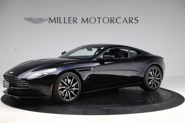 Used 2017 Aston Martin DB11 V12 for sale $129,900 at Maserati of Westport in Westport CT 06880 1
