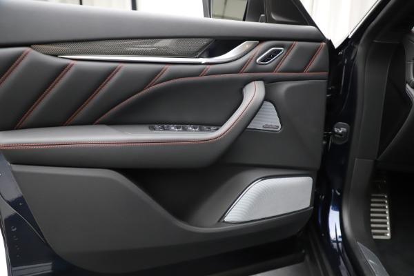 New 2019 Maserati Levante S GranSport for sale $110,855 at Maserati of Westport in Westport CT 06880 17