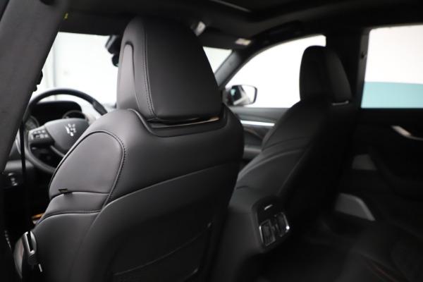New 2019 Maserati Levante S GranSport for sale $110,855 at Maserati of Westport in Westport CT 06880 20