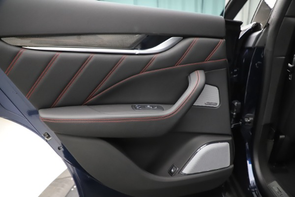 New 2019 Maserati Levante S GranSport for sale $110,855 at Maserati of Westport in Westport CT 06880 21