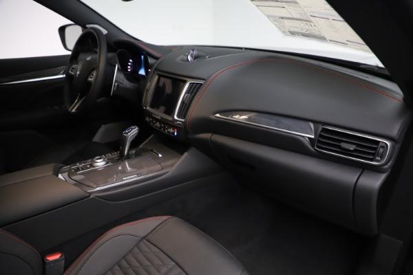 New 2019 Maserati Levante S GranSport for sale $110,855 at Maserati of Westport in Westport CT 06880 22