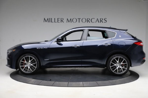 New 2019 Maserati Levante S GranSport for sale $110,855 at Maserati of Westport in Westport CT 06880 3