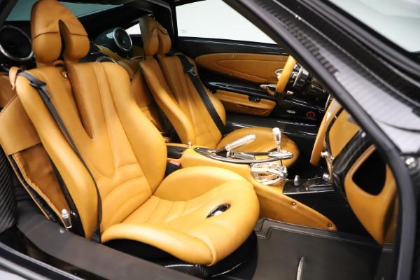 Used 2014 Pagani Huayra Tempesta for sale Call for price at Maserati of Westport in Westport CT 06880 20
