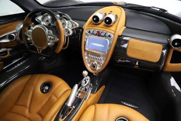 Used 2014 Pagani Huayra Tempesta for sale Call for price at Maserati of Westport in Westport CT 06880 21