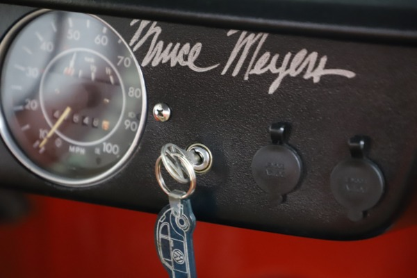 Used 1966 Meyers Manx Dune Buggy for sale $65,900 at Maserati of Westport in Westport CT 06880 20