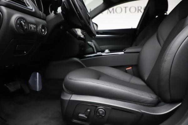 New 2019 Maserati Ghibli S Q4 for sale $91,165 at Maserati of Westport in Westport CT 06880 14