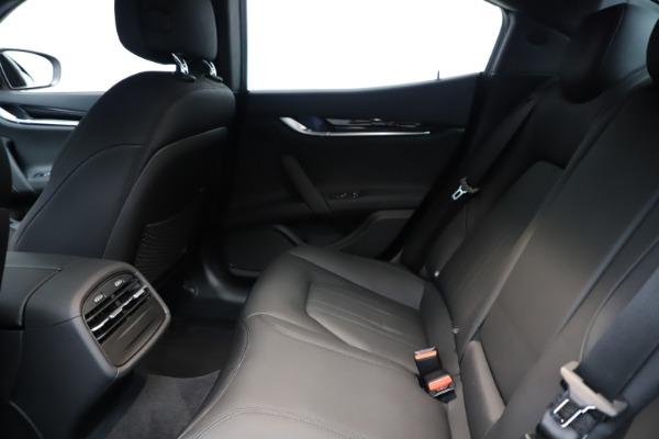 New 2019 Maserati Ghibli S Q4 for sale $91,165 at Maserati of Westport in Westport CT 06880 19