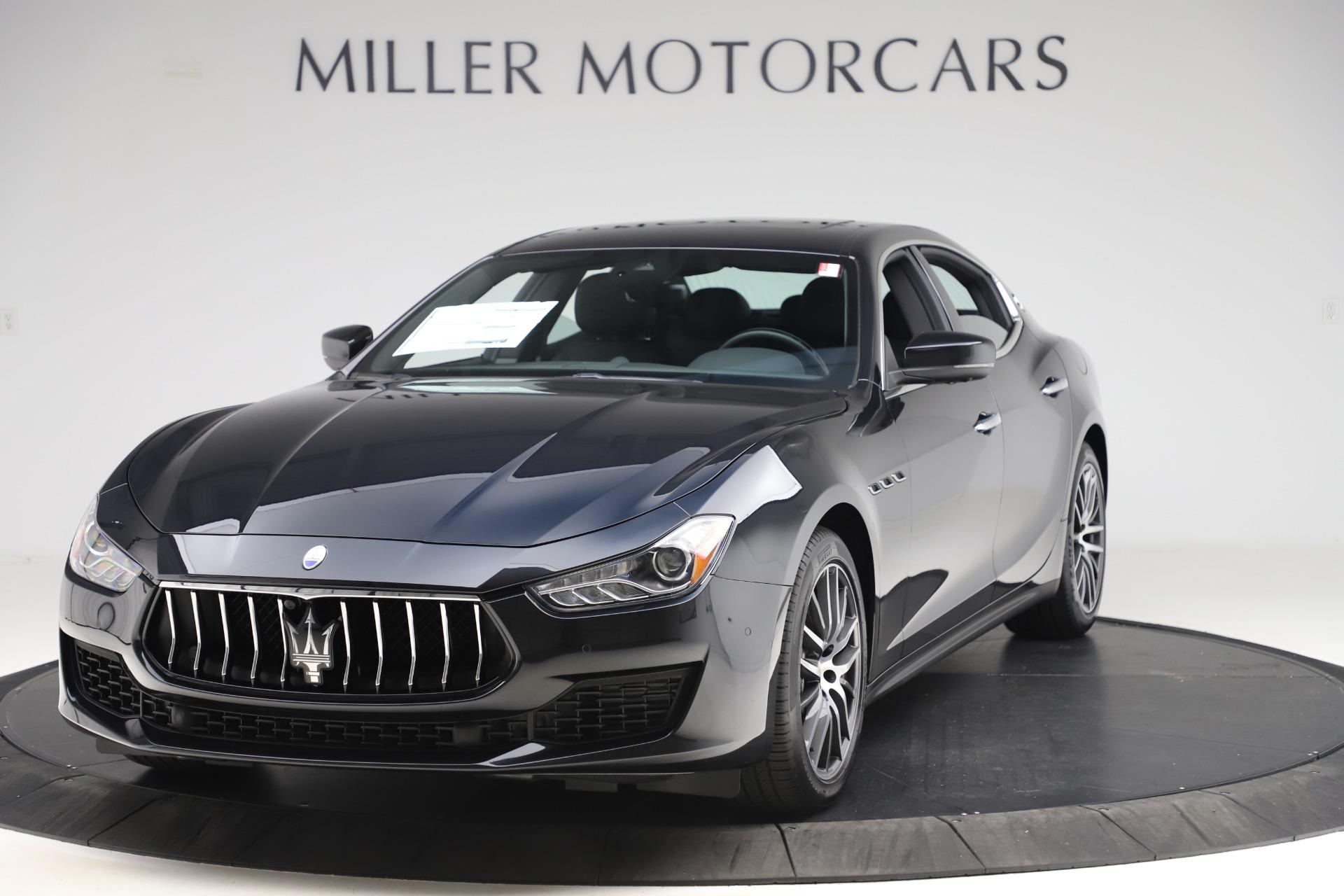 New 2019 Maserati Ghibli S Q4 for sale $91,165 at Maserati of Westport in Westport CT 06880 1