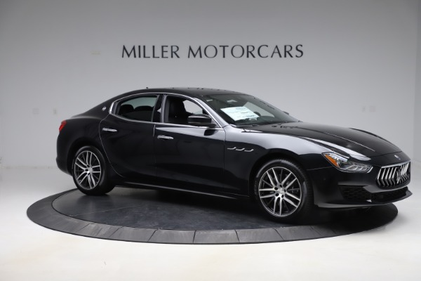 New 2019 Maserati Ghibli S Q4 for sale $91,165 at Maserati of Westport in Westport CT 06880 10