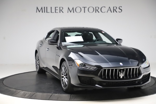 New 2019 Maserati Ghibli S Q4 for sale $91,165 at Maserati of Westport in Westport CT 06880 11