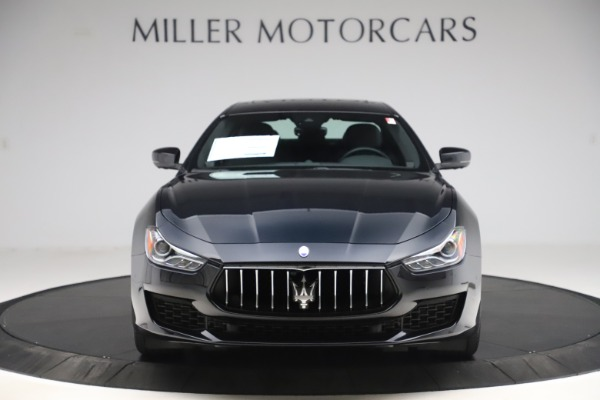 New 2019 Maserati Ghibli S Q4 for sale $91,165 at Maserati of Westport in Westport CT 06880 12