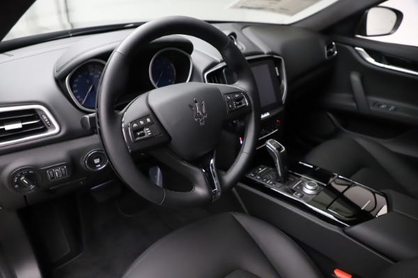 New 2019 Maserati Ghibli S Q4 for sale $91,165 at Maserati of Westport in Westport CT 06880 13