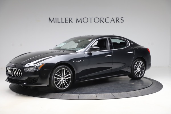 New 2019 Maserati Ghibli S Q4 for sale $91,165 at Maserati of Westport in Westport CT 06880 2