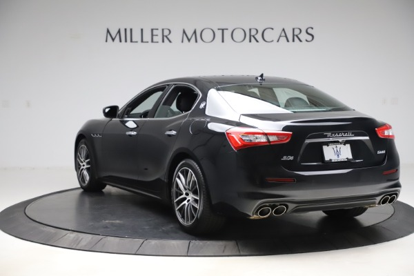 New 2019 Maserati Ghibli S Q4 for sale $91,165 at Maserati of Westport in Westport CT 06880 5