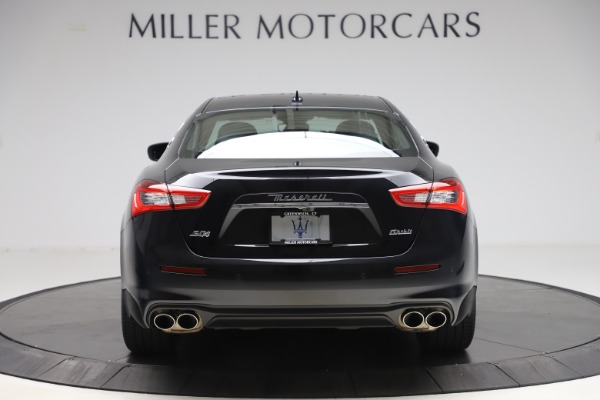 New 2019 Maserati Ghibli S Q4 for sale $91,165 at Maserati of Westport in Westport CT 06880 6