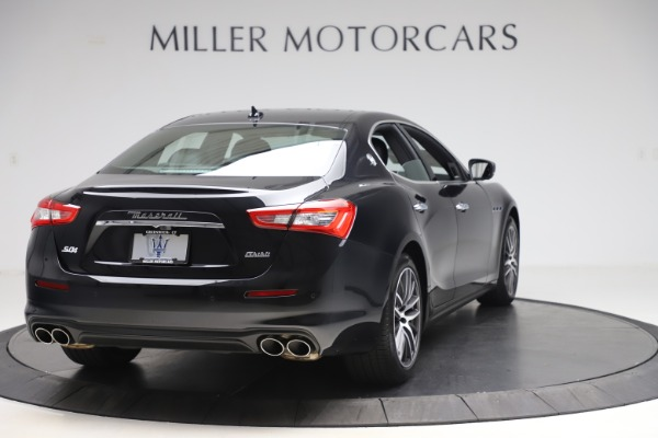 New 2019 Maserati Ghibli S Q4 for sale $91,165 at Maserati of Westport in Westport CT 06880 7