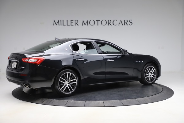 New 2019 Maserati Ghibli S Q4 for sale $91,165 at Maserati of Westport in Westport CT 06880 8