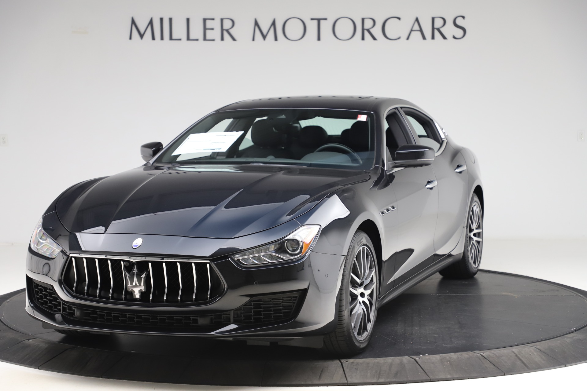 New 2019 Maserati Ghibli S Q4 for sale $91,165 at Maserati of Westport in Westport CT 06880 1