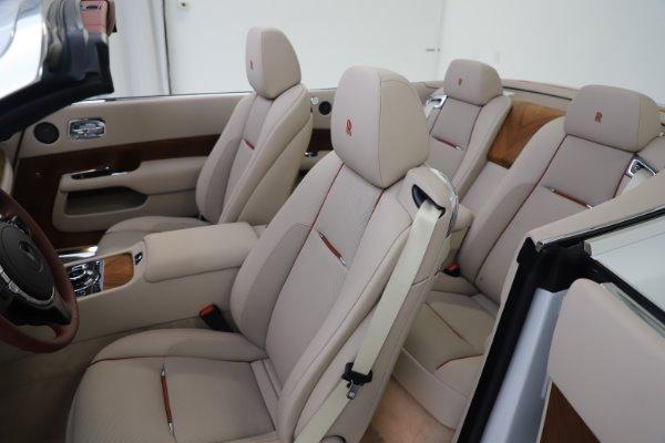 Used 2016 Rolls-Royce Dawn for sale $239,900 at Maserati of Westport in Westport CT 06880 20